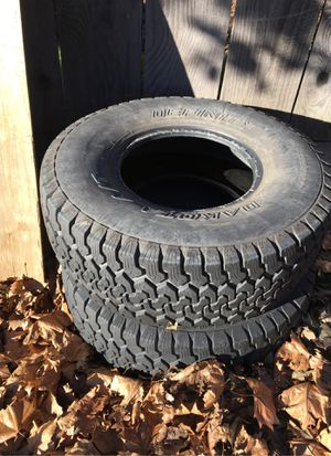 2 Tires 33x12.50r15lt for Sale in Cohasset, CA