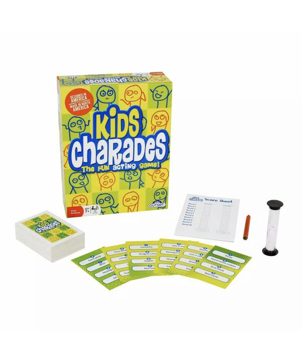 Outset Media Kids Charades Game The Fun
