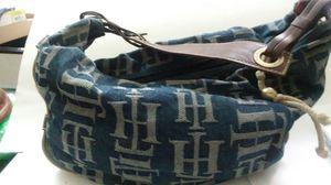 TOMMY HILFIGER DENIM HOBO BAG for Sale in Elsmere, DE