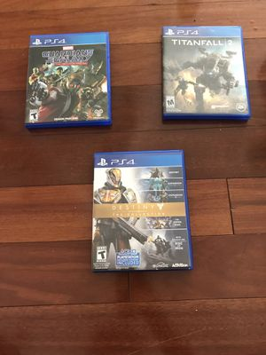 PS4 games for Sale in Falls Church, VA