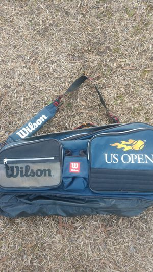 Wilson tennis racket bag for Sale in Angier, NC