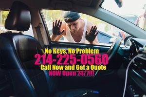 Car Unlocking( Sí, hablo español) for Sale in Plano, TX