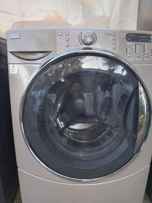 Kenmore elite washer with warranty for Sale in Fresno, CA