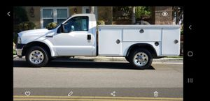 2007 ford f350 utility truck for Sale in Ontario, CA