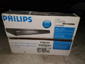 New !!! Philips DVD blueray for Sale in Santa Ana, CA