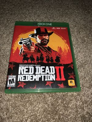 Red Dead Redemption 2 Xbox One for Sale in San Antonio, TX