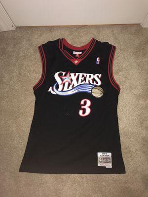 Allen Iverson NBA 76ers Mitchell & Ness Jersey for Sale in Manassas, VA
