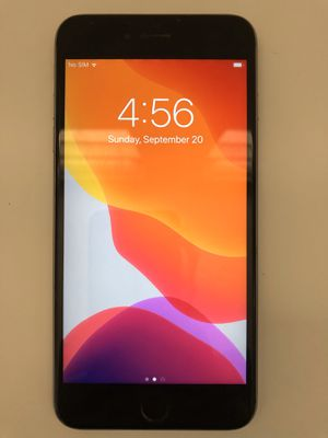 iPhone 6S Plus 64GB - Verizon - Silver for Sale in Roseville, CA