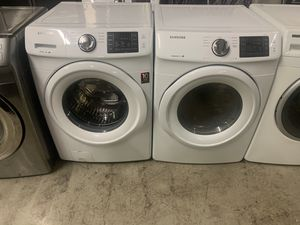 Samsung washer and dryer for Sale in Cary, NC