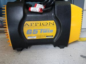 A/C freon recovery machine ( brand new ) threw box away it got wet for Sale in Webster, TX