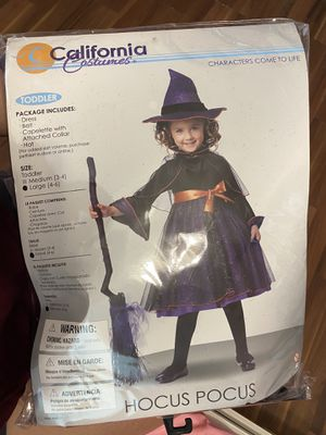 Witch costume for Sale in North Lauderdale, FL