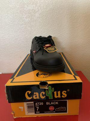 Cactus work boots for Sale in Phoenix, AZ