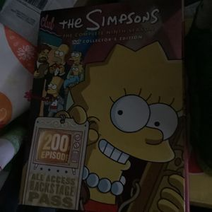 Simpsons The Complete Ninth Season 9 DVD Set Collector's Edition for Sale in Hialeah, FL