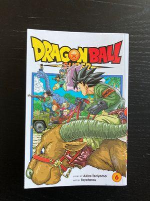 Dragon all Super manga vol 6 for Sale in West Covina, CA