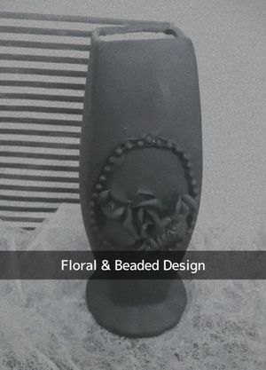 Ceramic Flower Vase for Sale in Las Vegas, NV