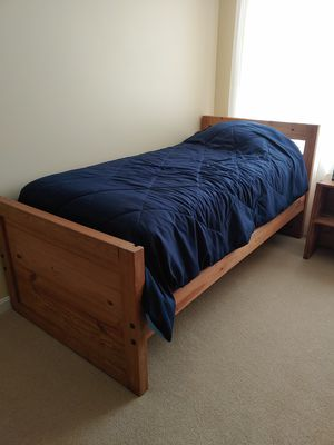 Twin Beds (2) Complete set for Sale in Delmont, PA
