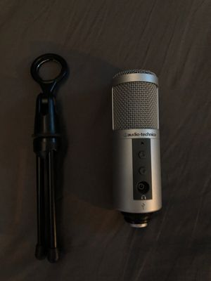 Recording mic with stand and pop filter for Sale in Castro Valley, CA
