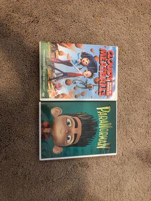 Kids Movie 2 Pack for Sale in Santa Clara, CA