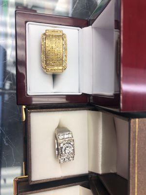 Men's rings for Sale in Austin, TX