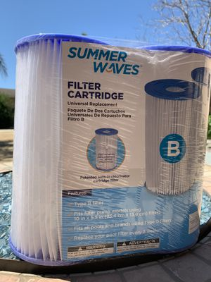 Summer Waves Pool Filter B for Sale in Patterson, CA