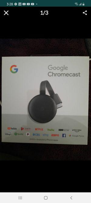Brand new Google Chromecast for Sale in San Diego, CA