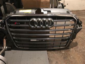 Audi s3 grille for Sale in Lomita,  CA