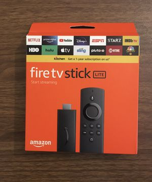 Amazon fire tv stick lite unlocked for Sale in New York, NY