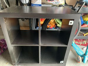 IKEA 4 cube organizer for Sale in Denver, CO