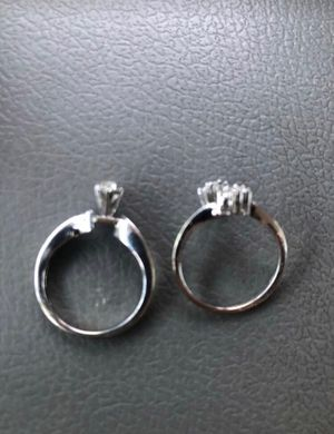 Wedding Ring Set, 1/4 CT. T.W. Diamonds 10K for Sale in Galloway, OH