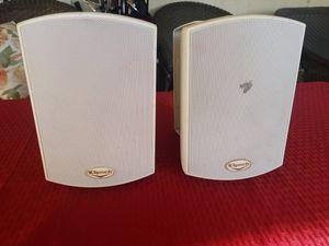 Klipsch outdoor speakers for Sale in Acampo, CA