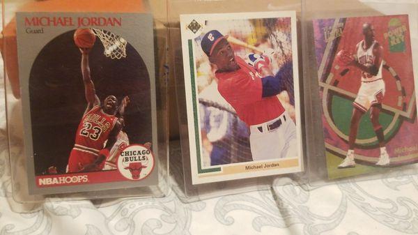 Micheal Jordan cards