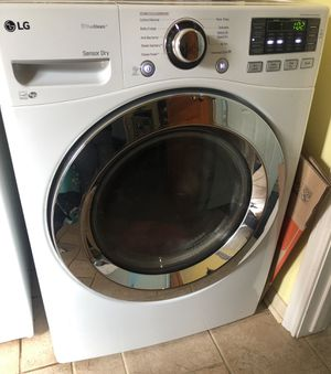 LG gas dryer for Sale in Katy, TX