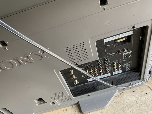 65inch Sony XBR HDTV