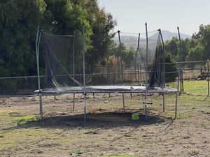 Trampoline free for Sale in Lakeside, CA