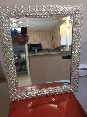 New Silver wall mirror for Sale in Richmond, VA