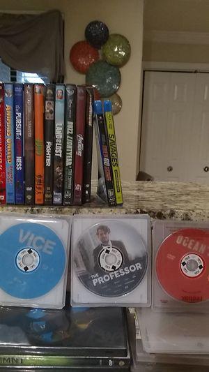 18 DVD'S 3 Blu Rays for Sale in Nashville, TN