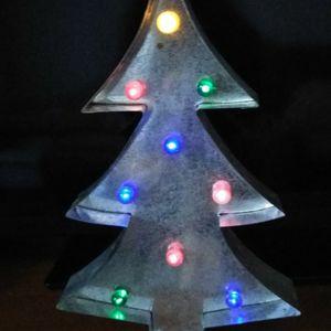 Metal Blink Christmas Tree for Sale in FL, US
