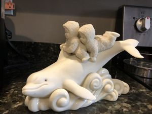 Dolphin tabletop decorative statue/decoration for Sale in West Palm Beach, FL