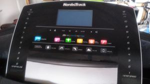 Nordic track treadmill c900 quad flex for Sale in Las Vegas, NV