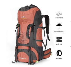 NACATIN Internal Frame 70L Backpack Water-Resistant Hiking Daypack Backpacks,Waist Belt Padded Shoulder Straps Outdoor Activity Bag for Sale in Rancho Cucamonga, CA