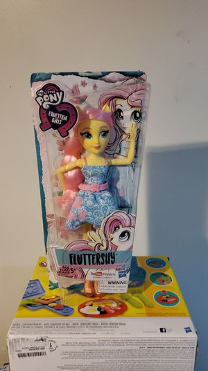 My Little Pony Equestria Girls Fluttershy Classic Style Doll for Sale in West Hempstead, NY