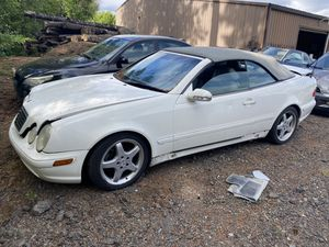 2002 Mercedes Clk430 - Clk - parts car for Sale in Tigard, OR