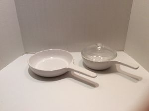 Corning Ware All White Menuette Set for Sale in Kenneth City, FL
