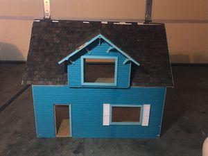 Vintage wood doll house for Sale in Las Vegas, NV