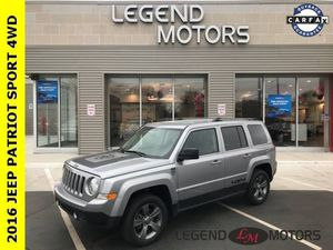 2016 Jeep Patriot for Sale in Highland Park, MI