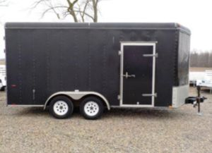 $1OOO-Price2006 Interstate IWD 716 TA2 Enclosed Cargo Trailer for Sale in Fontana, CA