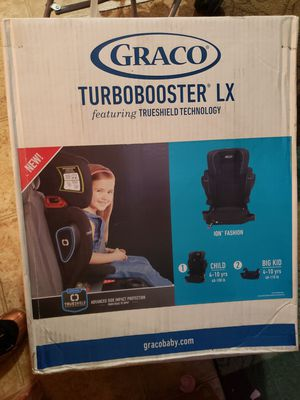 Graco turbobooster lx for Sale in Ellenwood, GA