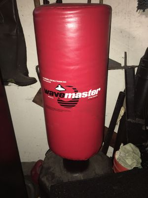 Wave master striking bag for Sale in Richmond, CA