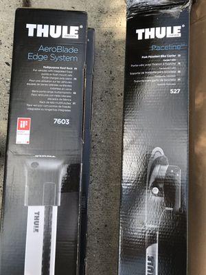 Thule bike rack - for Audi Q5 or similar for Sale in Arlington, VA