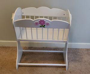 Doll cradle for Sale in Mechanicsville, VA